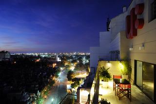 Urban Suites Recoleta Boutique Hotel - Terrasse