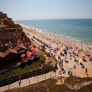 Adriana Beach Club Hotel Resort Albufeira Algarve Hotelopia
