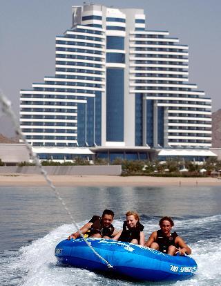 Le Méridien Al Aqah Beach Resort - Sport