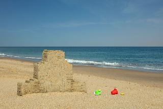Le Méridien Al Aqah Beach Resort - Strand