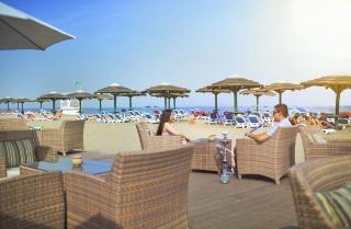 Fujairah Rotana Resort & Spa - Terrasse