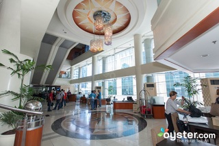 Cebu Parklane International Hotel - Diele