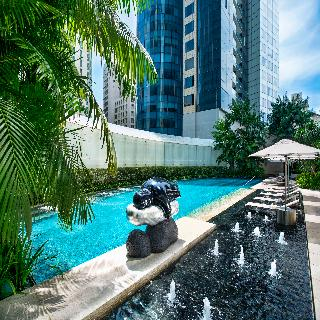 The St. Regis Hotel Singapore - Pool