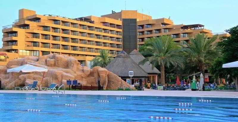 Danat Al Ain Resort - Generell