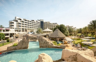 Danat Al Ain Resort - Pool