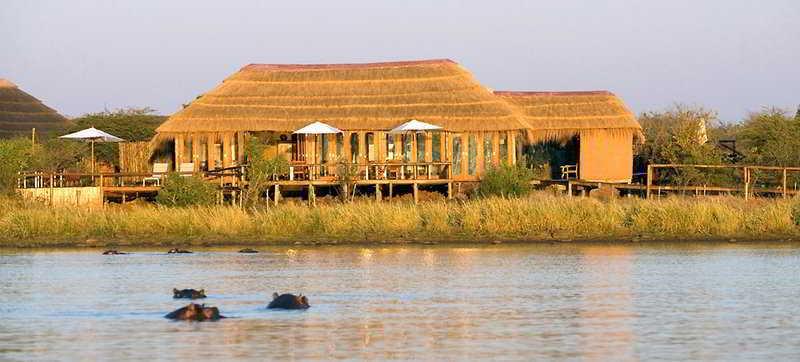 Camp Shawu, Mpanamana Concession, Crocodile…