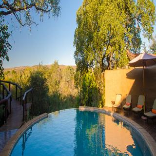 Camp Shawu - Pool