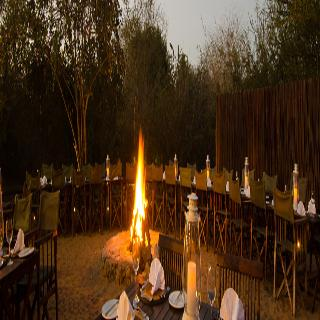 Camp Shawu - Restaurant