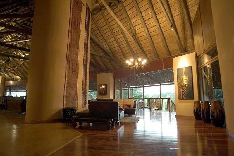 Shishangeni Main Lodge - Diele