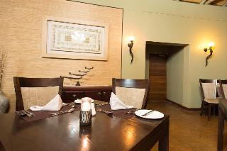 Shishangeni Main Lodge - Restaurant