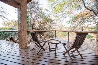 Shishangeni Main Lodge - Terrasse