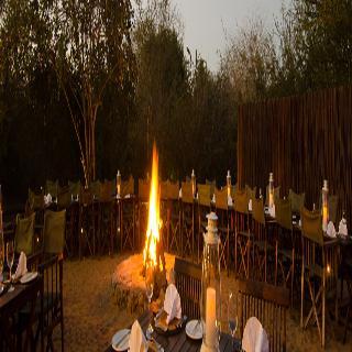 Camp Shonga - Restaurant