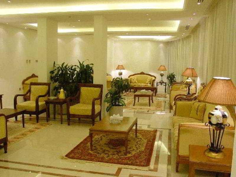 Al Jawhara Metro Hotel - Diele
