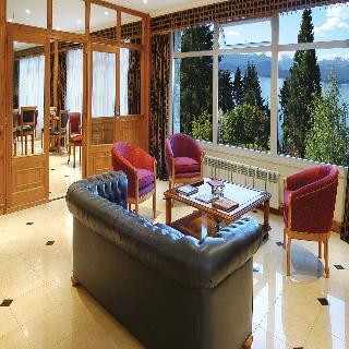 Huinid Bustillo Hotel & Spa - Diele