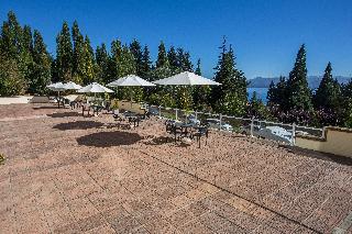Huinid Bustillo Hotel & Spa - Terrasse
