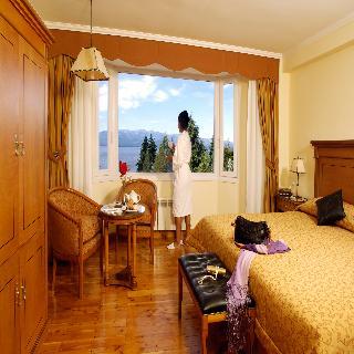 Huinid Bustillo Hotel & Spa - Zimmer
