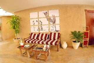Al Liwan Suites - Diele