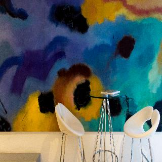 Hotel 104 Art Suites - Diele
