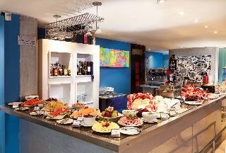 Hotel 104 Art Suites - Restaurant