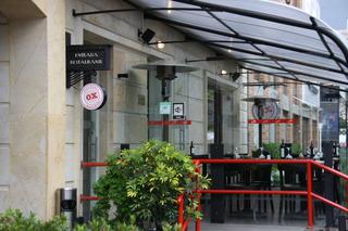 Morrison 84 Hotel - Terrasse