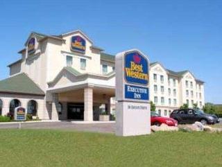 Best Western Plus Executive Inn Scarborough