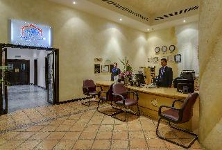 Ramee International Hotel - Diele