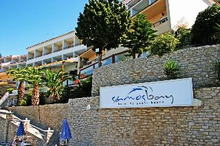 Samos bay, Gagou Beach,