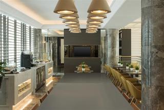 Le Royal Meridien Abu Dhabi - Diele