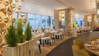 Le Royal Meridien Abu Dhabi - Restaurant