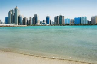 Le Royal Meridien Abu Dhabi - Strand