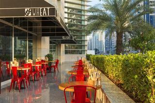 Le Royal Meridien Abu Dhabi - Terrasse