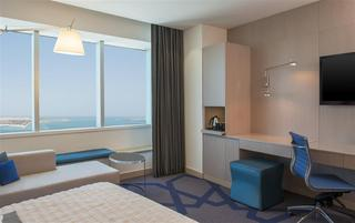 Le Royal Meridien Abu Dhabi - Zimmer