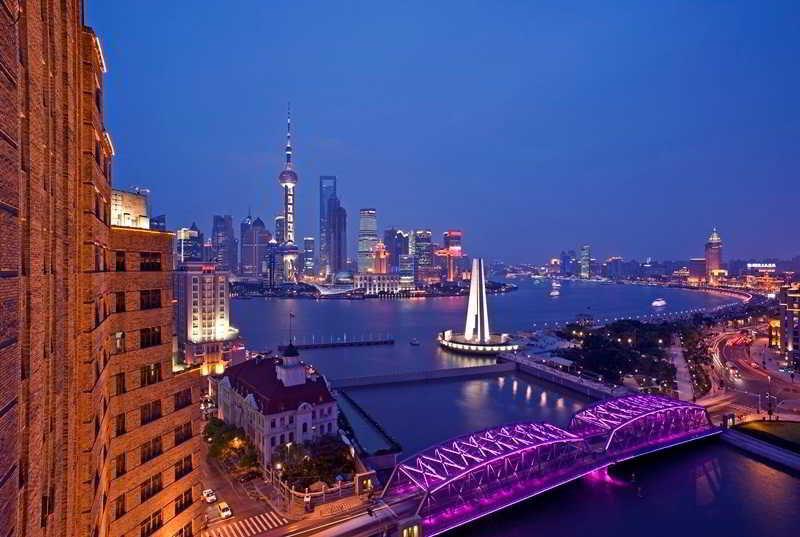 Broadway Mansions Hotel…, 20 North Suzhou Road, Hongkou…