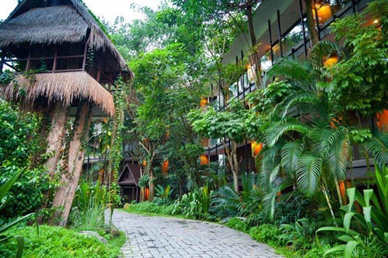 Siloso Beach Resort - Generell