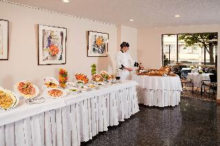 Suites Jones Estelar - Restaurant