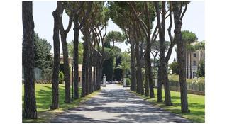 The Church Palace, Via Aurelia,481