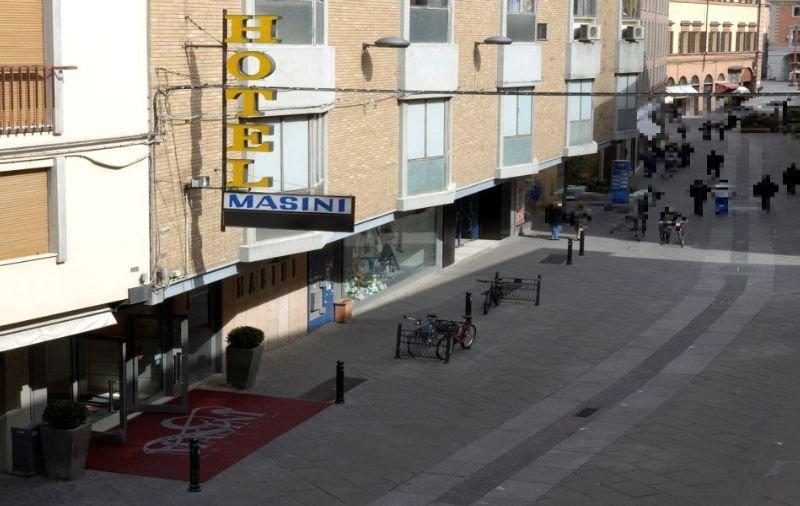 Masini Hotel, Corso Giuseppe Garibaldi,…