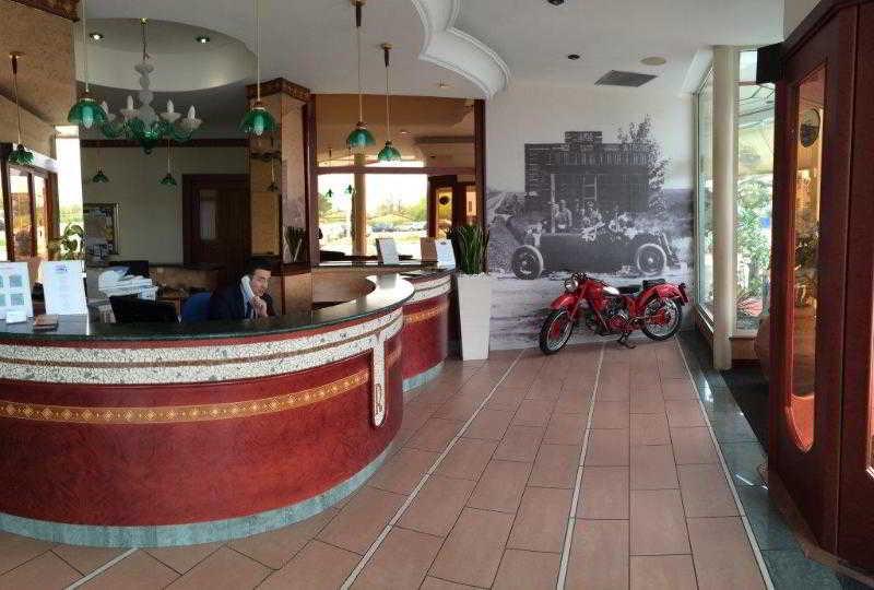 Romea Hotel, Via Romea Sud,1