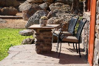 Canyon Lodge - Terrasse
