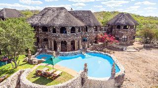Eagle Tented Lodge & Spa - Pool