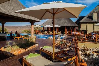 Epacha Game Lodge & Spa - Bar