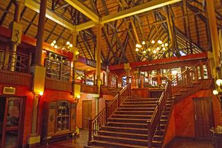 Epacha Game Lodge & Spa - Diele