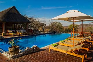 Epacha Game Lodge & Spa - Pool
