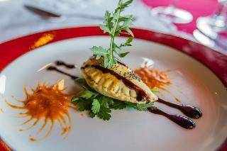 Epacha Game Lodge & Spa - Restaurant