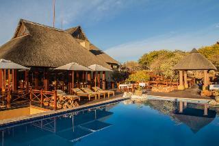 Epacha Game Lodge & Spa - Terrasse
