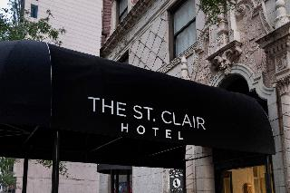 The St. Clair Hotel, East Ontario Street,162