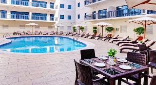 Golden Sands Hotel Apartments - Generell