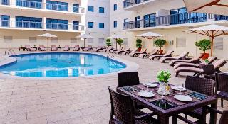 Golden Sands Hotel Apartments - Pool