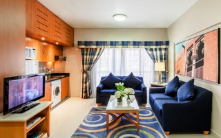 Golden Sands Hotel Apartments - Zimmer