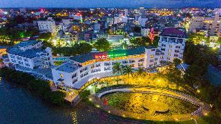 Huong Giang Hotel Resort…, Le Loi Street, Hue City,…